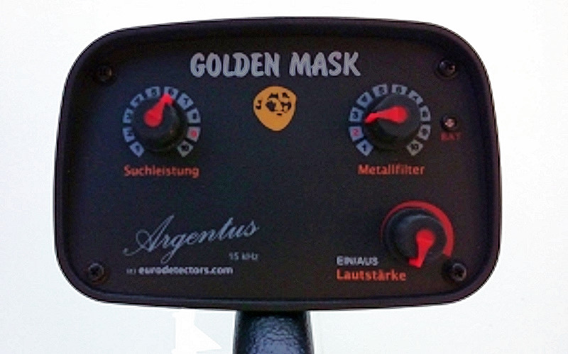 Golden Mask Argentus