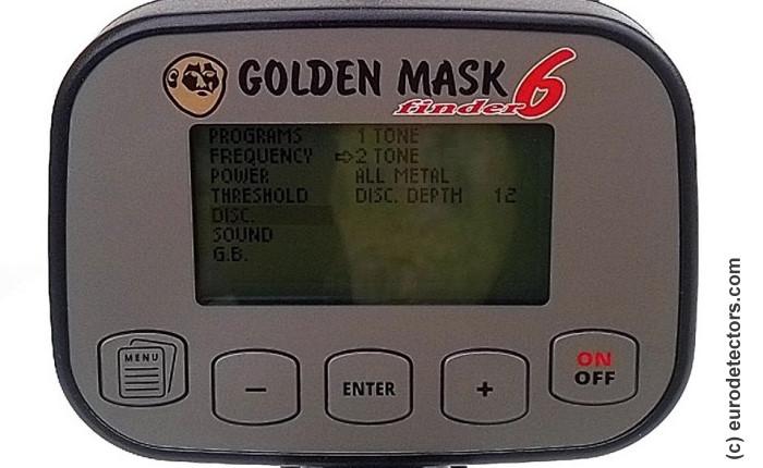 Golden Mask 6 Multifrequenz