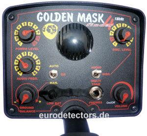 Golden Mask 4 Pro